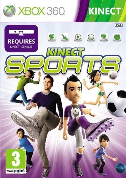 Xbox Kinect Игры